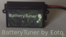 Eoto BatteryTuner Model S Little Sis stand-alone and solar charger model battery restoration and maintenance